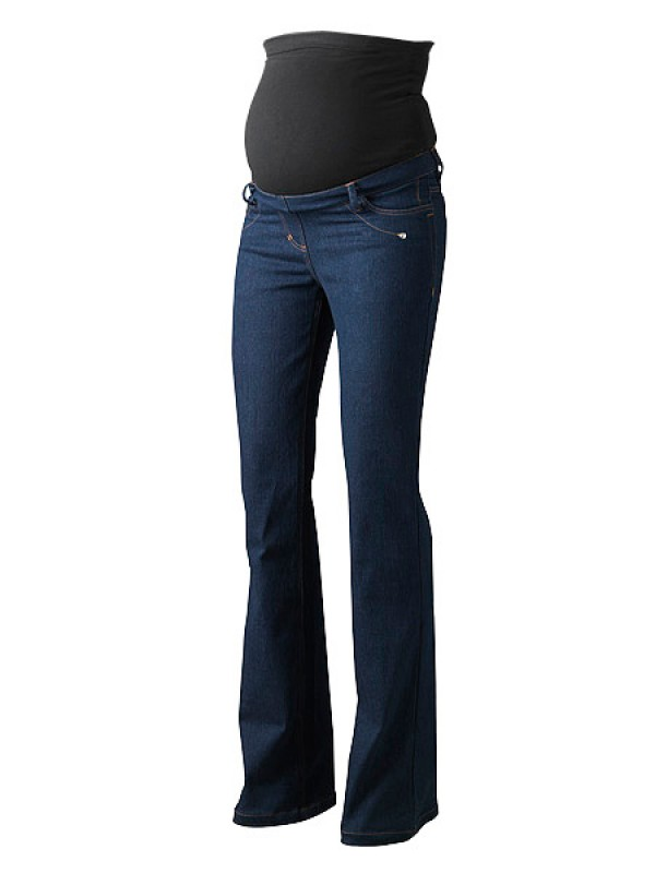 Over Bump Tall Maternity Jeans